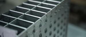 Filterkartusche für ein Nuklearkraftwerk