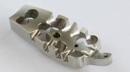 CNC Frästeil für die Medizintechnik