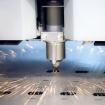 Laserschneiden von Blechteilen